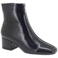 Shoes Women Boots Hotsoles London LBO-8233 Black