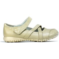 Shoes Women Flat shoes Fuguimei Women's Padded Comfort Slip On Shoe Beige