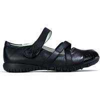 Shoes Women Flat shoes Fuguimei Women's Padded Comfort Slip On Shoe Black