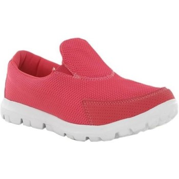 Shoes Women Flat shoes Airfoot Sport Women's Sunny Lightweight Canvas Trainer Pink
