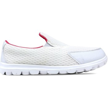 Shoes Women Flat shoes Airfoot Sport Women's Sunny Lightweight Canvas Trainer White