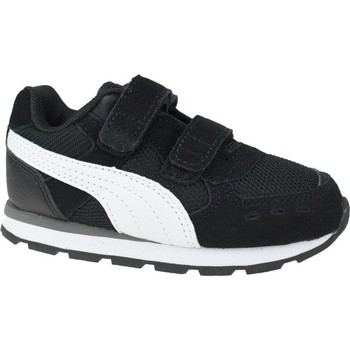 Shoes Children Low top trainers Puma Vista V Infants Navy blue