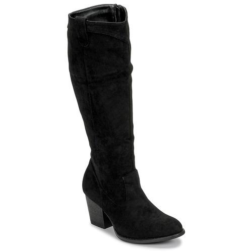 Shoes Women High boots Moony Mood NOEMA Black
