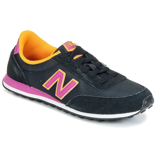 Shoes Women Low top trainers New Balance WL410 Black