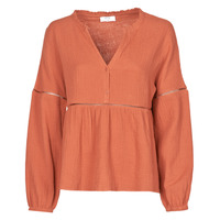 Clothing Women Tops / Blouses Betty London NAUSSE Rust