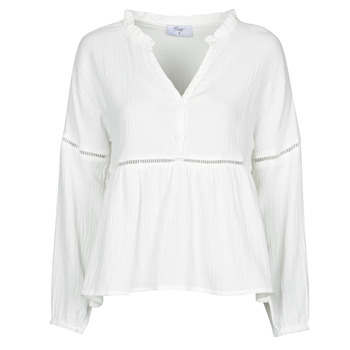 Clothing Women Tops / Blouses Betty London NAUSSE Ecru