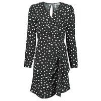 Clothing Women Short Dresses Betty London NOELINE Black / White