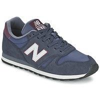 Shoes Low top trainers New Balance ML373 MARINE / Red