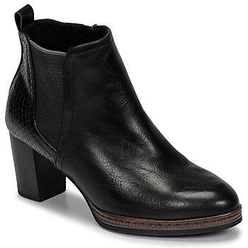 Shoes Women Ankle boots Marco Tozzi  Black