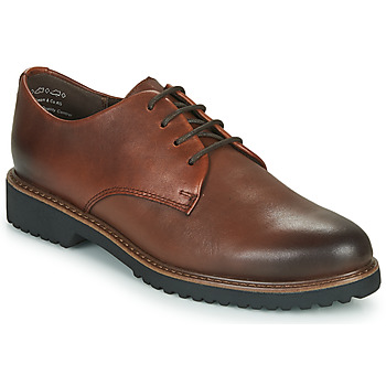 Shoes Women Derby Shoes Marco Tozzi  Brown