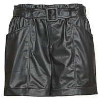 Clothing Women Shorts / Bermudas Liu Jo WF0104-E0392 Black