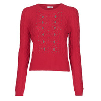 Clothing Women Jumpers Liu Jo MF0156-MA88J Red
