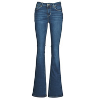 Clothing Women Bootcut jeans Liu Jo BEAT Blue / Raw
