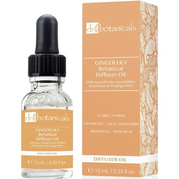Beauty Hydrating & nourrishing  Dr Botanicals Ginger Lily Diffuser Oil