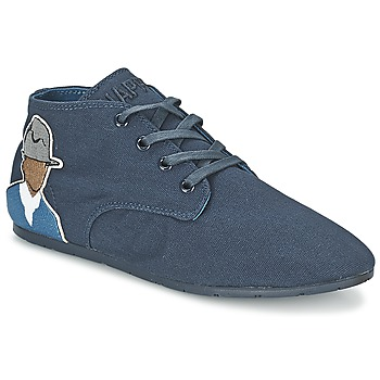Shoes Women Low top trainers Eleven Paris BASTEE Marine