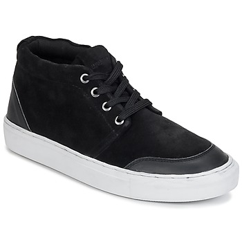 Shoes Men Hi top trainers Eleven Paris CHUKY Black