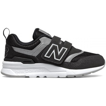 Shoes Children Low top trainers New Balance 997 Black,Grey