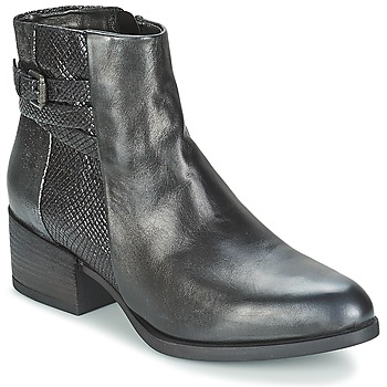 Shoes Women Ankle boots Mjus LIVNO Black