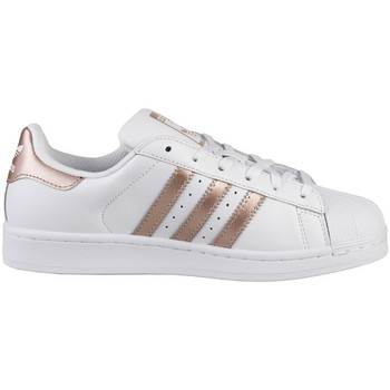 adidas Superstar W women's Shoes (Trainers) in multicolour