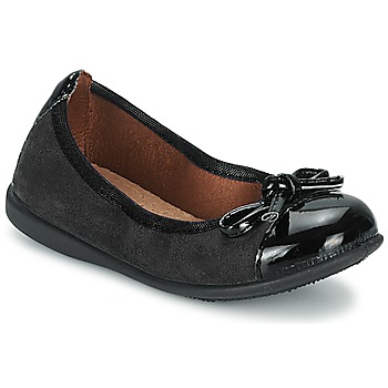 Shoes Girl Flat shoes Citrouille et Compagnie ROCIA Black
