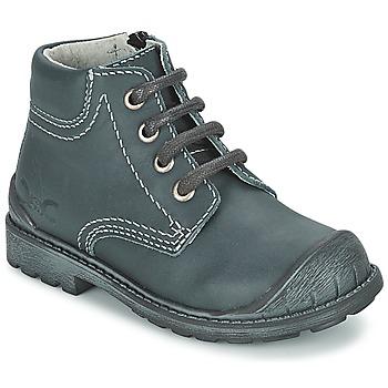 Shoes Boy Mid boots Citrouille et Compagnie BRINDIL MARINE