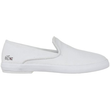 Shoes Women Derby Shoes & Brogues Lacoste Cherre 116 2 Caw White