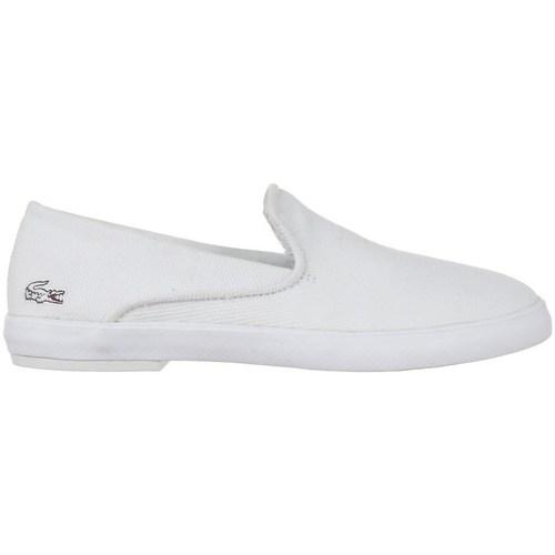 Shoes Women Derby Shoes & Brogues Lacoste Cherre 116 2 Caw White
