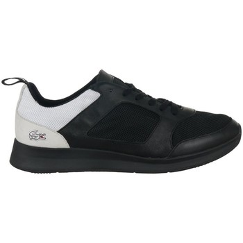 Shoes Men Derby Shoes & Brogues Lacoste Joggeur 217 2 G Trm White, Black