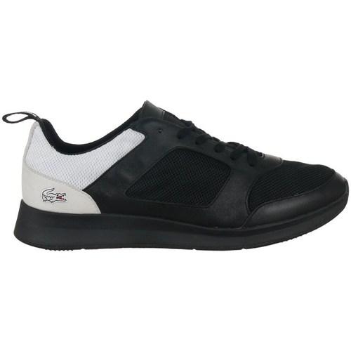 Shoes Men Derby Shoes & Brogues Lacoste Joggeur 217 2 G Trm White, Black