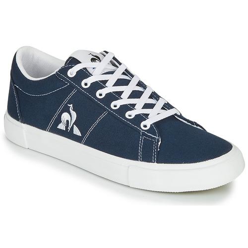 Shoes Low top trainers Le Coq Sportif VERDON PLUS Blue