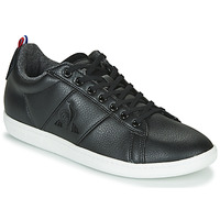 Shoes Men Low top trainers Le Coq Sportif COURTCLASSIC HIVER Black