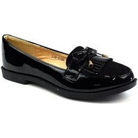 Shoes Women Flat shoes Reveal Love Your Look Nish Slip On Flats Pumps Black Black