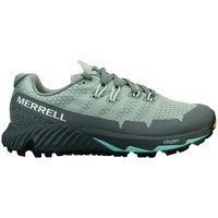 Shoes Women Mid boots Merrell Agility Peak Flex 3 Grey, Silver, Light blue