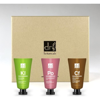 Beauty Hydrating & nourrishing  Dr Botanicals 3 Piece Superfood Collection - GIFT SET