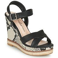 Shoes Women Sandals Xti  Black