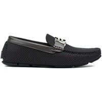 Shoes Men Loafers Classique Double H Buckle Loafer Brown