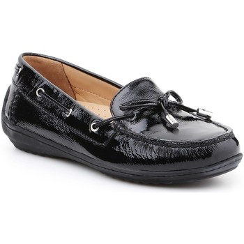 Shoes Women Loafers Geox D Jamilah 2Fit B D54M6B-00067-C9999 black