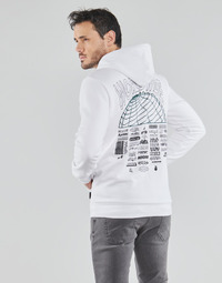 Clothing Men Sweaters adidas Originals M PACK PO HOOD White