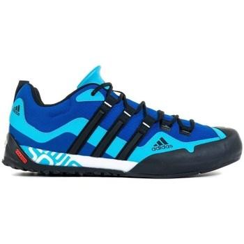 Shoes Men Walking shoes adidas Originals Terrex Swift Solo Black,Blue,Navy blue