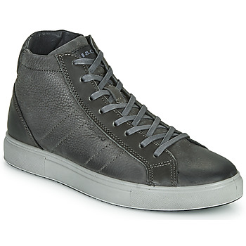 Shoes Men Hi top trainers IgI&CO UOMO SASHA Grey