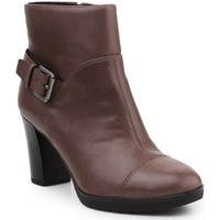 Shoes Women Mid boots Geox D Raphal Mid A D643WA-00043-C6029 brown