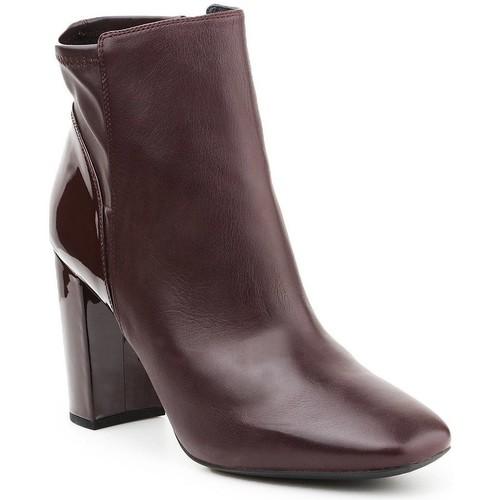 Shoes Women Ankle boots Geox D N.Symphony H.C D642VC-085KB-C7357 burgundy