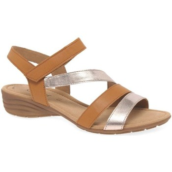 Shoes Women Sandals Gabor Earl Womens Casual Sandals brown