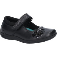 Shoes Girl Flat shoes Hush puppies HPK1000-271-3 Jessica Snr Black