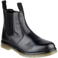 Shoes Boy Mid boots Amblers Colchester Boot Black