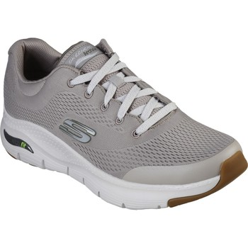 Shoes Men Fitness / Training Skechers 232040TPE6 Arch Fit Taupe