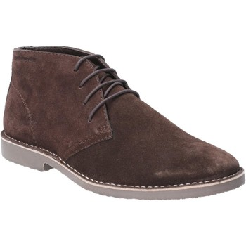 Shoes Men Mid boots Hush puppies HPM2000-74-2-6 Freddie Brown