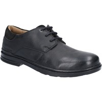 Shoes Men Derby Shoes Hush puppies HPM2000-15-6 Max Hanston Black