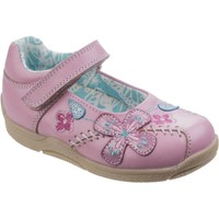Shoes Girl Derby Shoes & Brogues Hush puppies Millie Pink