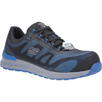 Shoes Men Running shoes Skechers SK77180EC-BLU-6 Bulklin Blue